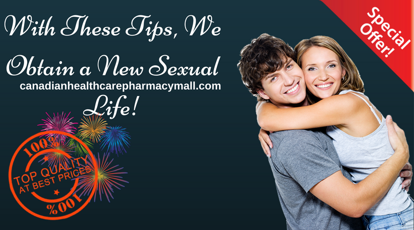 With These Tips, We Obtain a New Sexual Life!